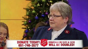 The Salvation Army TV Spot, 'Phone Bank: Double Match Days' - Thumbnail 7