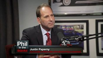Phil in the Blanks TV Spot, 'Justin Paperny: College Admissions Scam and Federal Sentencing' - 10 commercial airings
