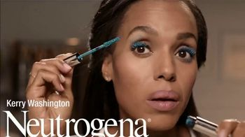 Kerry Washington Fights Stubborn Mascara Smudges