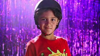 Chuck E. Cheese's TV Spot, 'Nickelodeon: Double Dare'