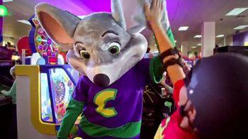 Chuck E. Cheese's TV Spot, 'Nickelodeon: Double Dare' - Thumbnail 9