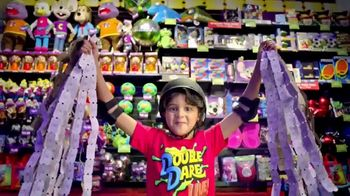 Chuck E. Cheese's TV Spot, 'Nickelodeon: Double Dare'