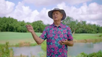 Golf Channel TV Spot, 'Shop William Murray Golf' Featuring Bill Murray - Thumbnail 1