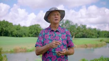 Golf Channel TV Spot, \'Shop William Murray Golf\' Featuring Bill Murray