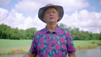 Golf Channel TV Spot, 'Shop William Murray Golf' Featuring Bill Murray - Thumbnail 5