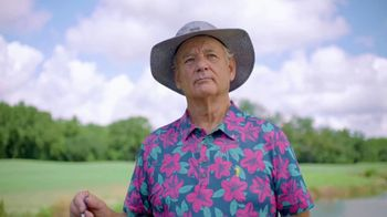 Golf Channel TV Spot, 'Shop William Murray Golf' Featuring Bill Murray - Thumbnail 6