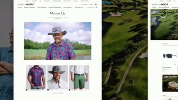 Golf Channel TV Spot, 'Shop William Murray Golf' Featuring Bill Murray - Thumbnail 8