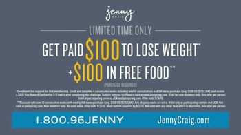 Jenny Craig Rapid Results TV Spot, 'Brittany & Shiella: $100 Free Food' - Thumbnail 9