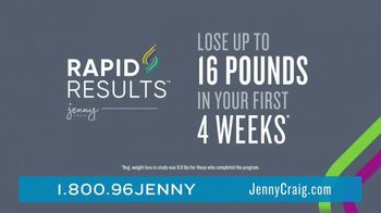 Jenny Craig Rapid Results TV Spot, 'Brittany & Shiella: $100 Free Food' - Thumbnail 3