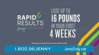 Jenny Craig Rapid Results TV Spot, 'Brittany & Shiella: $100 Free Food' - Thumbnail 4