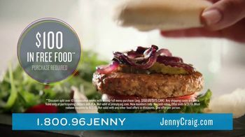 Jenny Craig Rapid Results TV Spot, 'Brittany & Shiella: $100 Free Food' - Thumbnail 6