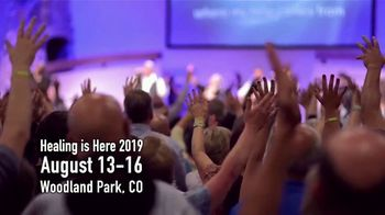 AWMI TV Spot, 'Woodland Park: 2019 Healing Is Here Conference' - Thumbnail 9