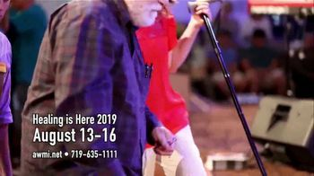 AWMI TV Spot, 'Woodland Park: 2019 Healing Is Here Conference' - Thumbnail 3