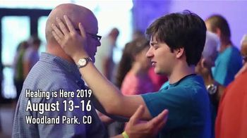 AWMI TV Spot, 'Woodland Park: 2019 Healing Is Here Conference' - 5 commercial airings