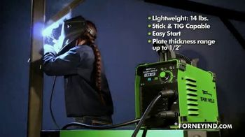 Forney Easy Weld 180 ST TV Spot, 'Powerful' - Thumbnail 2