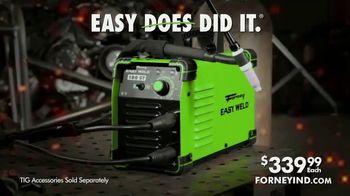 Forney Easy Weld 180 ST TV Spot, 'Powerful' - Thumbnail 8