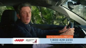 AARP Hartford Auto Insurance Program TV Spot, \'Careful Driving\' Featuring Matt McCoy