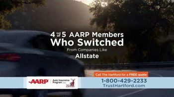 AARP Hartford Auto Insurance Program TV Spot, 'Careful Driving' Featuring Matt McCoy - Thumbnail 6