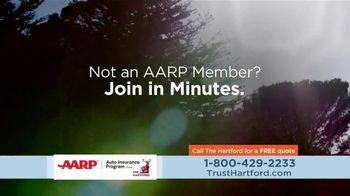 AARP Hartford Auto Insurance Program TV Spot, 'Careful Driving' Featuring Matt McCoy - Thumbnail 7