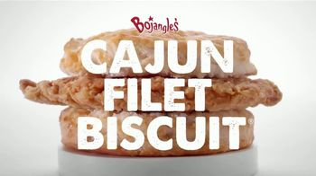 Bojangles' Cajun Filet Biscuit TV Spot, 'The One and Only' - Thumbnail 5