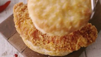 Bojangles' Cajun Filet Biscuit TV Spot, 'The One and Only' - Thumbnail 6