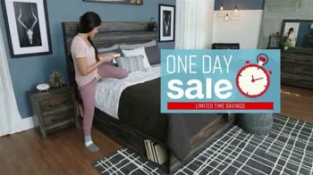 Ashley HomeStore One Day Sale TV Spot, 'Hot Buys' Song by Midnight Riot - Thumbnail 2