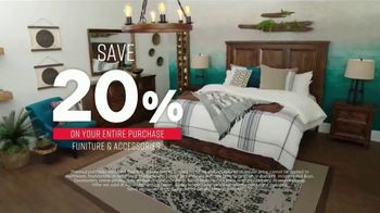 Ashley HomeStore One Day Sale TV Spot, 'Hot Buys' Song by Midnight Riot - Thumbnail 4
