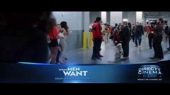 DIRECTV Cinema TV Spot, 'What Men Want' - Thumbnail 2