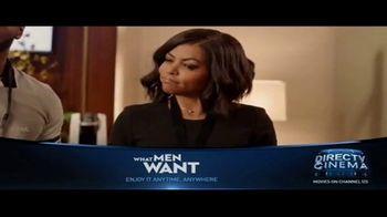 DIRECTV Cinema TV Spot, 'What Men Want' - Thumbnail 3