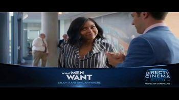 DIRECTV Cinema TV Spot, 'What Men Want' - Thumbnail 4