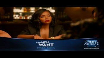DIRECTV Cinema TV Spot, 'What Men Want' - Thumbnail 7