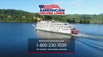 American Cruise Lines TV Spot, 'The Columbia and Snake Rivers' - Thumbnail 8