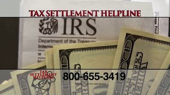 Tax Settlement Helpline TV Spot, 'Fighting for You'