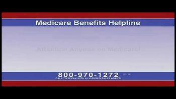 Medicare Benefits Helpline TV Spot, 'Free Medicare Review' - Thumbnail 1