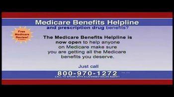 Medicare Benefits Helpline TV Spot, 'Free Medicare Review' - Thumbnail 2