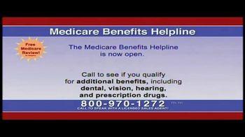 Medicare Benefits Helpline TV Spot, 'Free Medicare Review' - Thumbnail 4