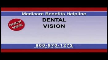 Medicare Benefits Helpline TV Spot, 'Free Medicare Review' - Thumbnail 6