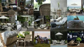 Summer Classics Spring Sale TV Spot, 'Outdoor Furniture'
