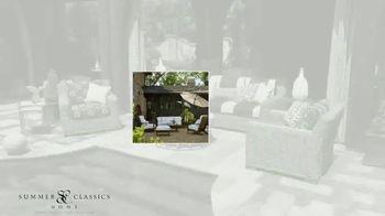 Summer Classics Spring Sale TV Spot, 'Outdoor Furniture' - Thumbnail 2