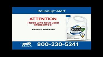 Relion Group TV Spot, 'Roundup Weed Killer Is Causing Blood Cancer' - Thumbnail 1