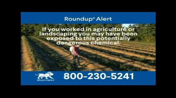 Relion Group TV Spot, 'Roundup Weed Killer Is Causing Blood Cancer' - Thumbnail 6
