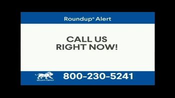 Relion Group TV Spot, 'Roundup Weed Killer Is Causing Blood Cancer' - Thumbnail 8