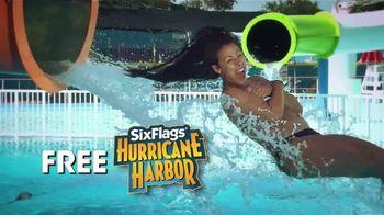 Six Flags Park Opening Season Pass Sale TV Spot, 'Hurricane Harbor' - Thumbnail 6