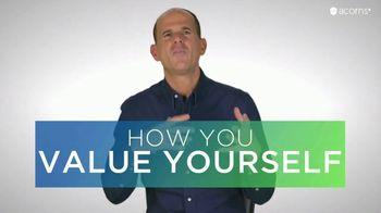 Acorns TV Spot, 'CNBC: Determine Your Worth' Featuring Marcus Lemonis - Thumbnail 3