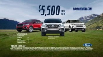 Ford TV Spot, 'The Best Time to Buy' [T2] - Thumbnail 8