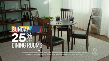 Ashley HomeStore Lowest Prices of the Season TV Spot, 'Special Deals' Song by Midnight Riot - Thumbnail 10