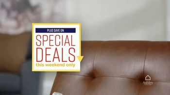 Ashley HomeStore Lowest Prices of the Season TV Spot, 'Special Deals' Song by Midnight Riot - Thumbnail 6