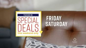 Ashley HomeStore Lowest Prices of the Season TV Spot, 'Special Deals' Song by Midnight Riot - Thumbnail 7