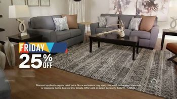 Ashley HomeStore Lowest Prices of the Season TV Spot, 'Special Deals' Song by Midnight Riot - Thumbnail 8