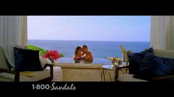 Sandals Grenada TV Spot, 'Swim in the Sky' - Thumbnail 2